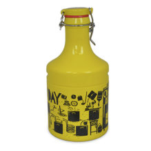 "GROWLER STEEL 2000ML AMARELO ""FESTIVAL"" <span class=""ref"">G: 1662201G</span>"