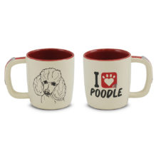 "Caneca Poodle 350ml <span class=""ref"">G:082103</span>"