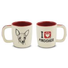 """Caneca Pinscher 350ml <span class=""""ref"""">G:082105</span>"""