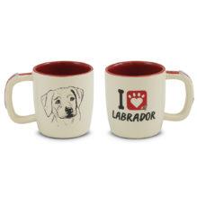 "Caneca Labrador 350ml <span class=""ref"">G:082107</span>"