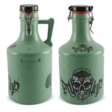 "GROWLER STEEL 2000ML PISTACHE ""DRY HOP"" <span class=""ref"">G: 1662451G</span>"
