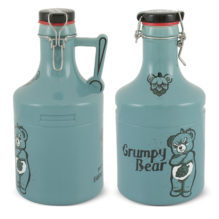 "GROWLER STEEL 2000ML TURQUESA ""GRUMPY BEAR"" <span class=""ref"">G: 1662930G</span>"