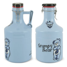 "GROWLER STEEL 2000ML AZUL BEBÊ ""GRUMPY BEAR"" <span class=""ref"">G: 1662940G</span>"