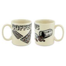 "CANECA COFFEE TIME 300ML – COFFEEHOLIC <span class=""ref"">G: 05400G</span>"